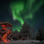 The Northern Lights Watchtower