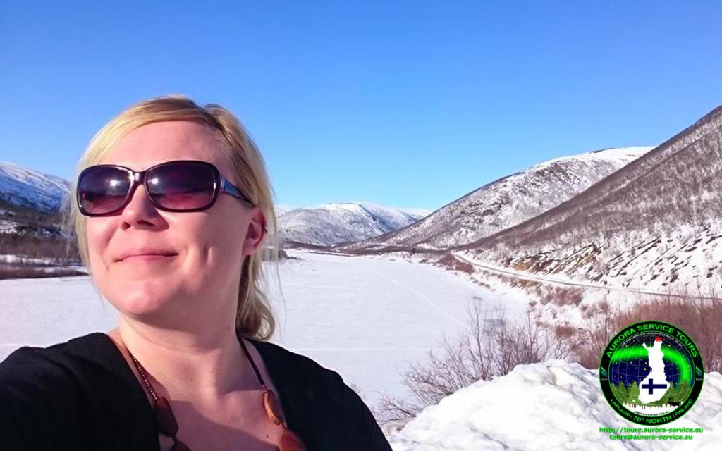 Piritta in Lapland