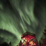 Northern Lights watchtower