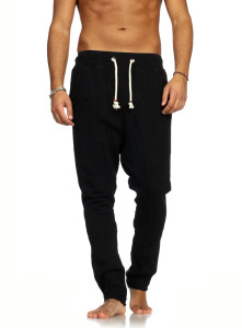 100% Polyester sweat pants