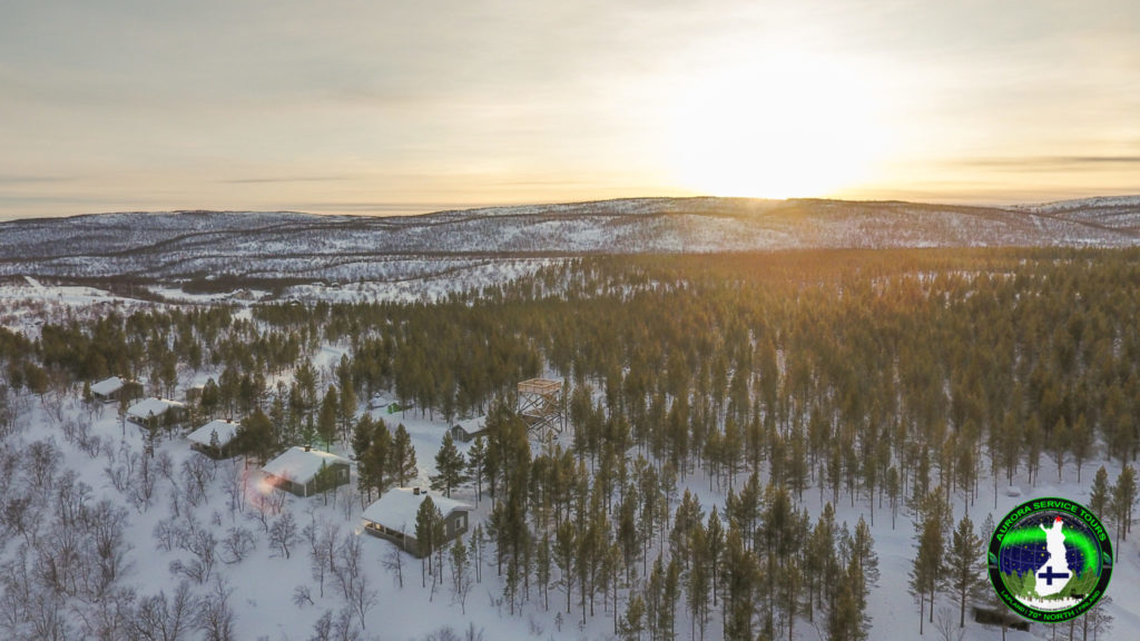 Asgard A, northern lights village