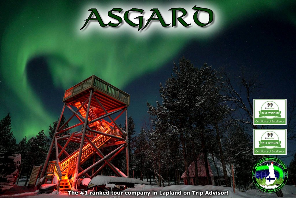 the northern lights tower