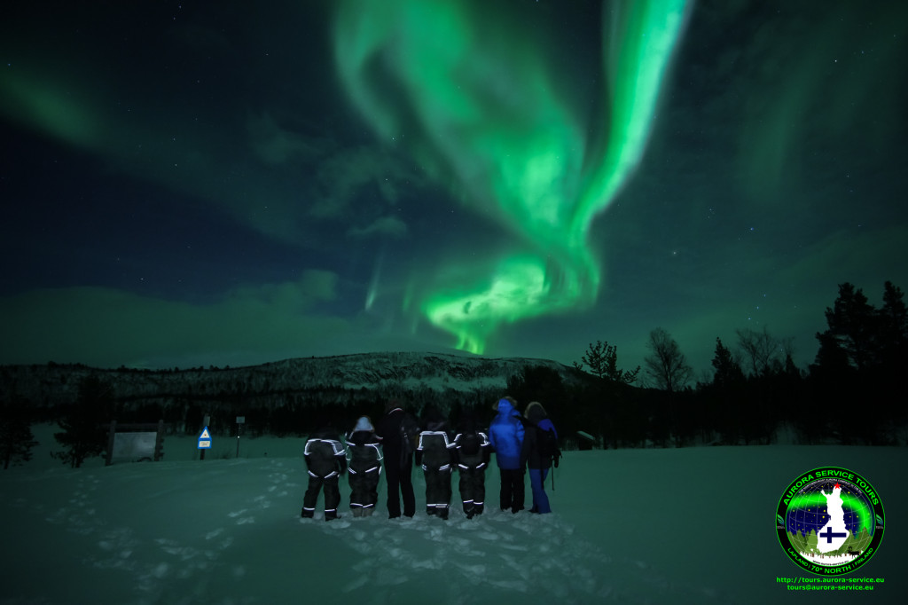 Aurora Tours in Lapland