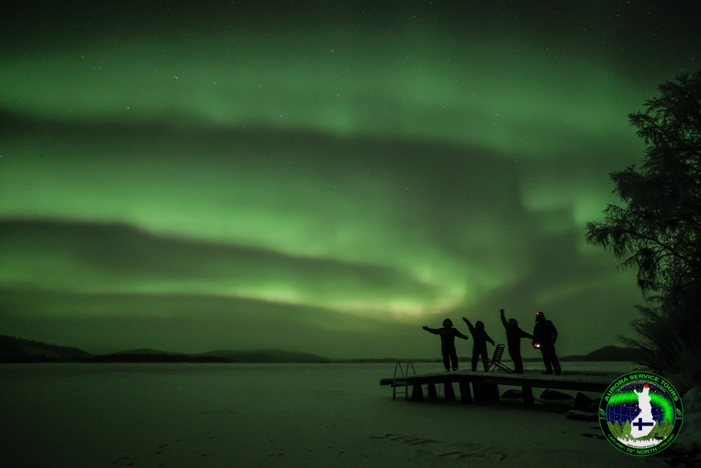 The #1 Northern Lights Holidays in Lapland